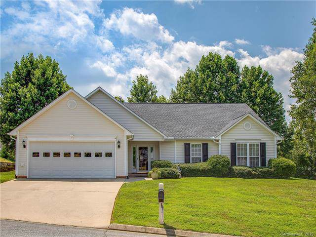 55 Forest Berry Road, Fletcher, NC 28732 (#3541686) :: Exit Realty Vistas