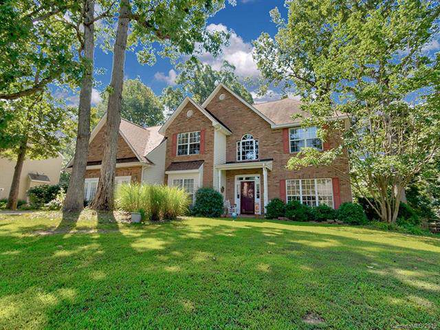112 Harbor Cove Lane, Mooresville, NC 28117 (#3541700) :: Rinehart Realty