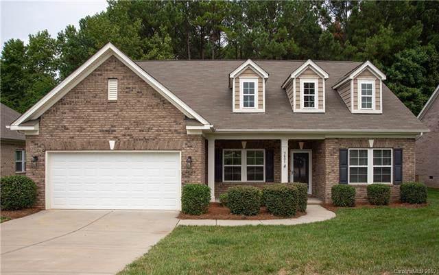 3601 Savannah Hills Drive, Matthews, NC 28105 (#3541707) :: Miller Realty Group