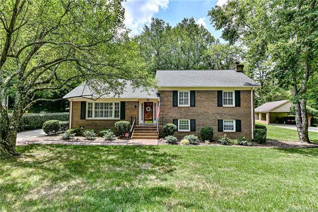 3824 Chevington Road, Charlotte, NC 28226 (#3541713) :: High Performance Real Estate Advisors
