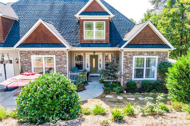 215 Riverwalk Road, Stony Point, NC 28678 (#3541718) :: The Andy Bovender Team