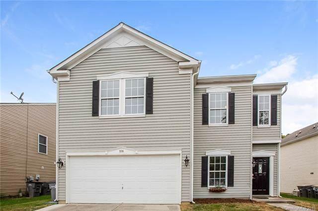 398 Settlers Ridge Drive, Kannapolis, NC 28081 (#3541775) :: High Performance Real Estate Advisors