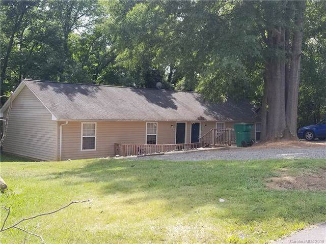 1115 Poplar Street 1115 & 1117, Albemarle, NC 28001 (#3541782) :: Carolina Real Estate Experts
