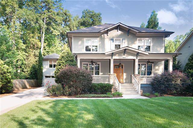 441 Wonderwood Drive, Charlotte, NC 28211 (#3541809) :: Stephen Cooley Real Estate Group