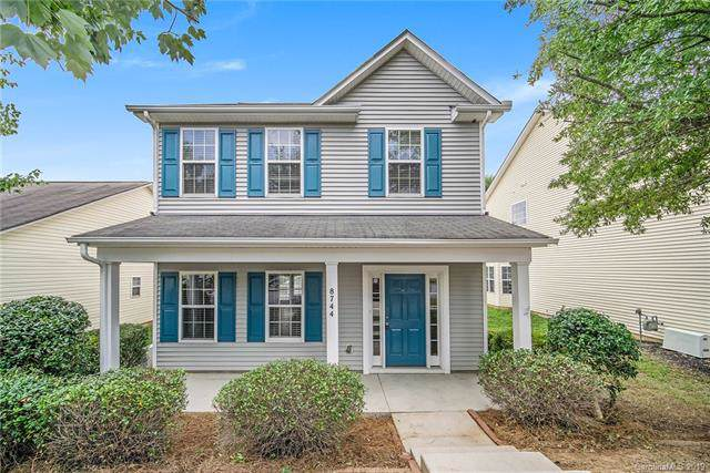 8744 Westwind Point Drive, Cornelius, NC 28031 (#3541820) :: High Performance Real Estate Advisors