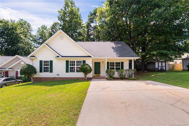 6316 Nature Walk Drive, Charlotte, NC 28212 (#3541821) :: High Performance Real Estate Advisors