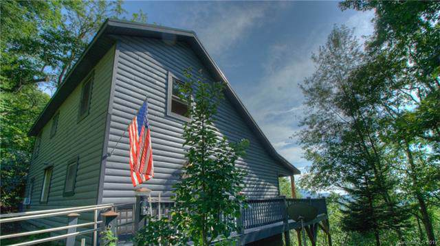 64 Aquina Mountain Road, Maggie Valley, NC 28751 (#3541835) :: High Performance Real Estate Advisors