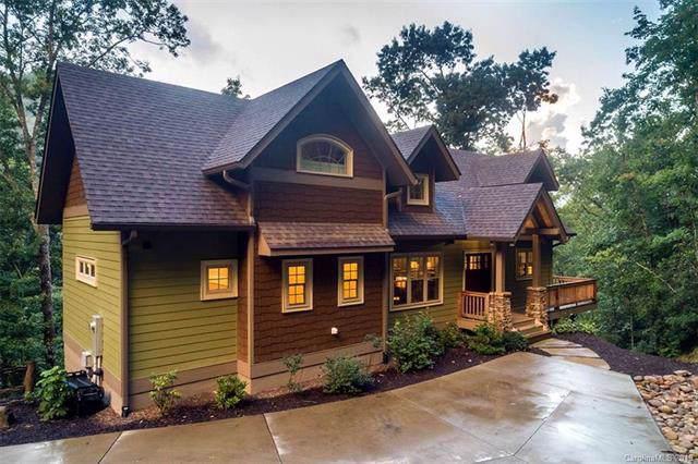4129 Lake Forest Drive, Tuckasegee, NC 28783 (#3541841) :: Keller Williams Biltmore Village