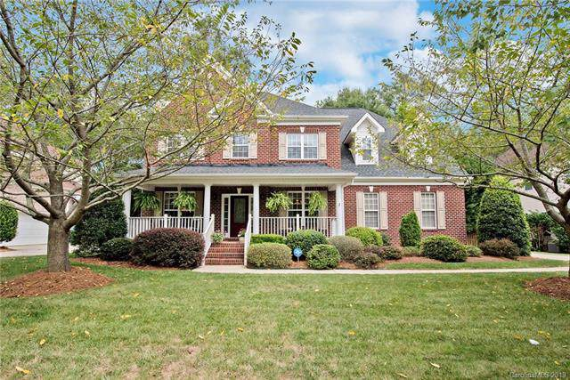 11916 Lawings Corner Drive, Huntersville, NC 28078 (#3541936) :: Zanthia Hastings Team