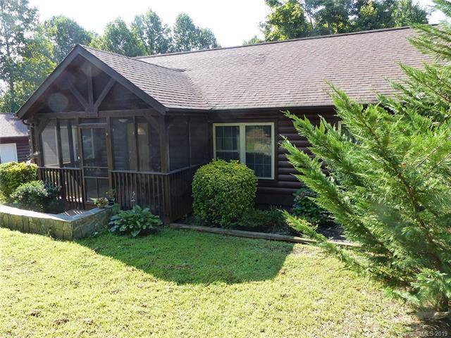192 Sweetbriar Road, Lake Lure, NC 28746 (#3541945) :: Keller Williams Professionals