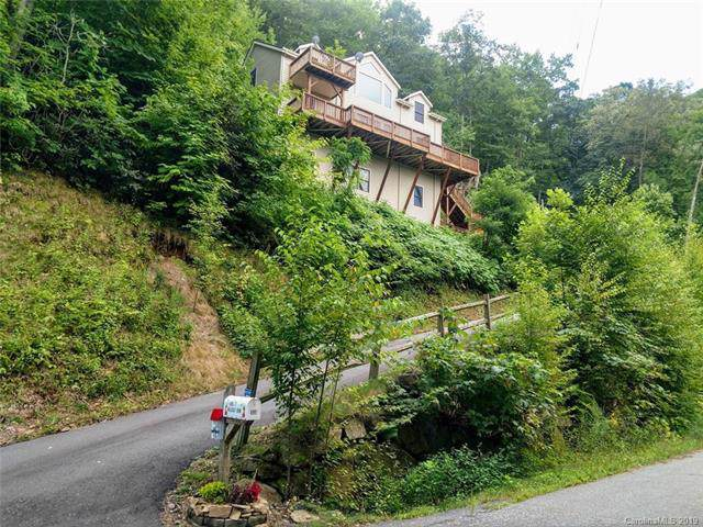 695 Wildcat Run, Maggie Valley, NC 28751 (#3541954) :: Puma & Associates Realty Inc.