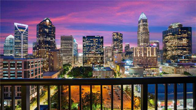 222 S Caldwell Street #1908, Charlotte, NC 28202 (#3541978) :: Roby Realty
