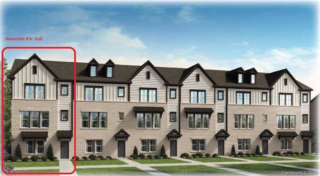 604 Tudor Park Way #6, Charlotte, NC 28211 (#3541985) :: Stephen Cooley Real Estate Group