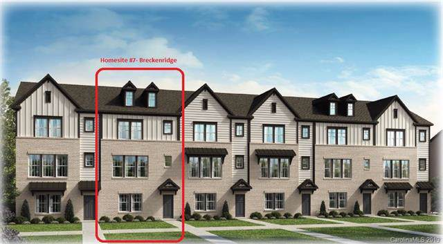 608 Tudor Park Way #7, Charlotte, NC 28211 (#3542005) :: High Performance Real Estate Advisors