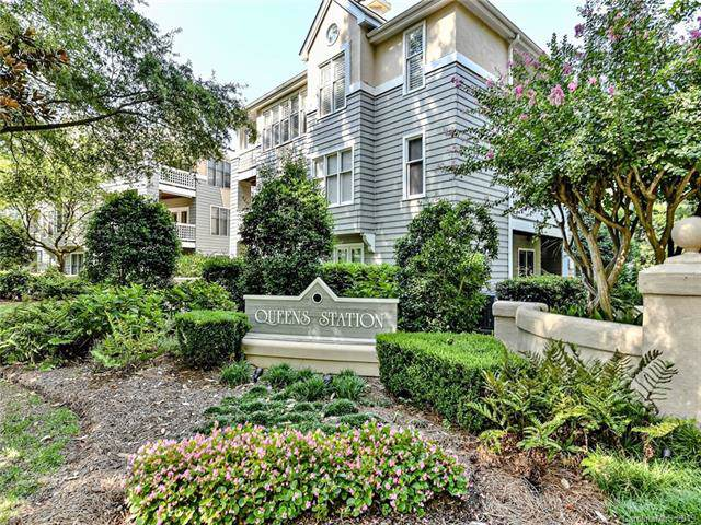 226 Queens Road #70, Charlotte, NC 28204 (#3542048) :: Rinehart Realty