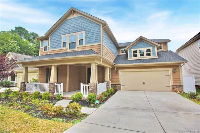 320 Gibson Park Drive, Huntersville, NC 28078 (#3542069) :: LePage Johnson Realty Group, LLC