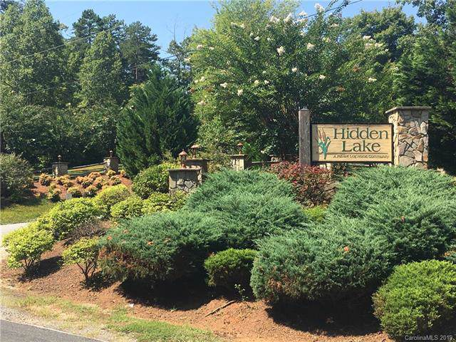 15 Hidden Lake Drive #15, Nebo, NC 28761 (#3542071) :: High Performance Real Estate Advisors