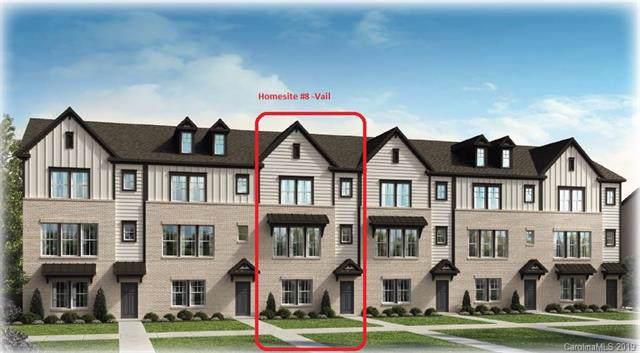612 Tudor Park Way #8, Charlotte, NC 28211 (#3542123) :: High Performance Real Estate Advisors
