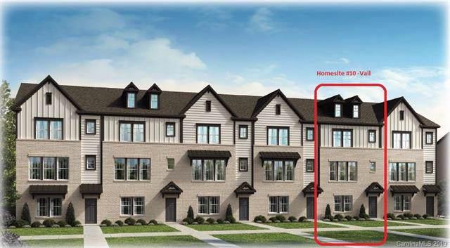 620 Tudor Park Way #10, Charlotte, NC 28211 (#3542151) :: High Performance Real Estate Advisors