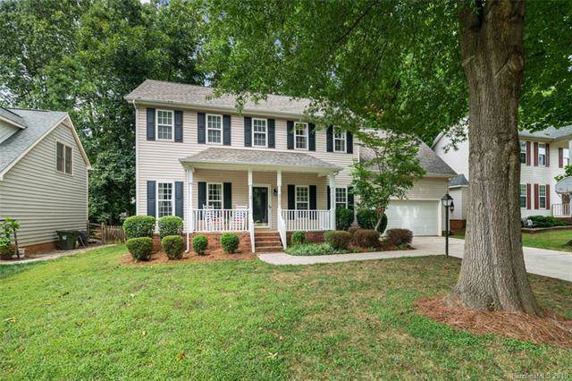 8708 Glade Court, Huntersville, NC 28078 (#3542155) :: Zanthia Hastings Team