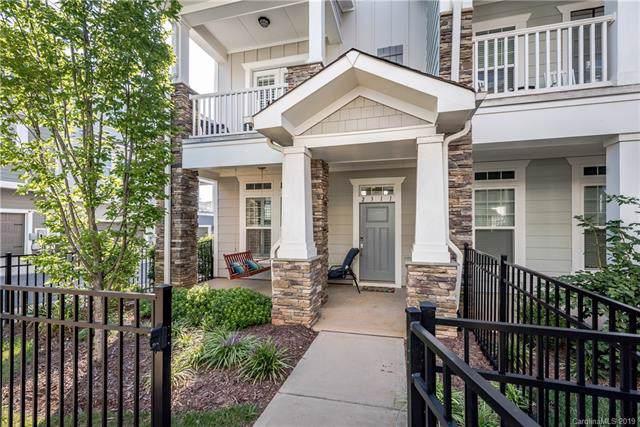 2311 Crockett Park Place, Charlotte, NC 28203 (#3542157) :: LePage Johnson Realty Group, LLC