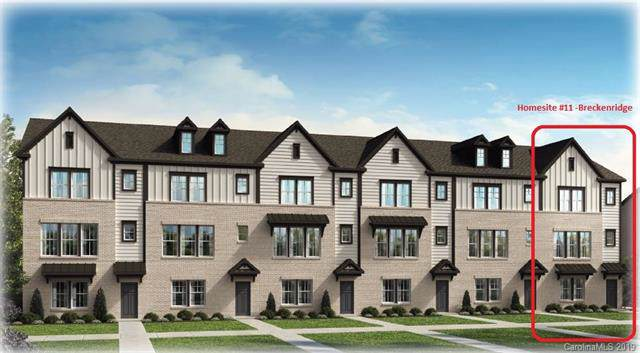 624 Tudor Park Way #11, Charlotte, NC 28211 (#3542165) :: High Performance Real Estate Advisors