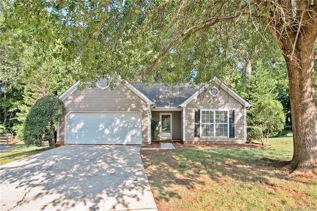7600 Hinman Circle, Huntersville, NC 28078 (#3542180) :: Sellstate Select