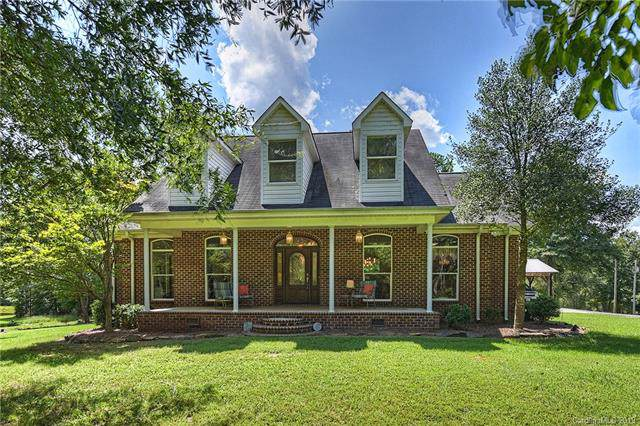 5815 Cappy Lane, Marshville, NC 28103 (#3542183) :: The Andy Bovender Team