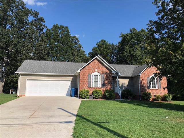 1160 Knollwood Drive, Claremont, NC 28610 (#3542218) :: Stephen Cooley Real Estate Group