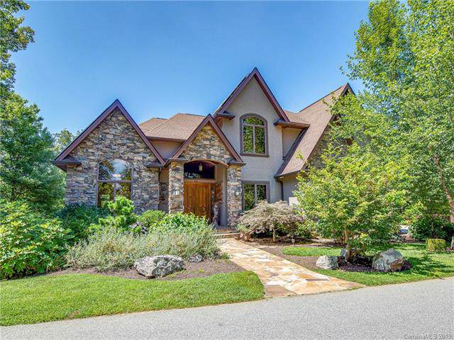 56 Chimney Crest Drive, Asheville, NC 28806 (#3542223) :: Keller Williams South Park