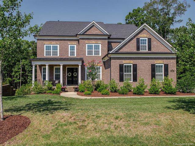 8017 Front Park Circle, Huntersville, NC 28078 (#3542230) :: Keller Williams South Park