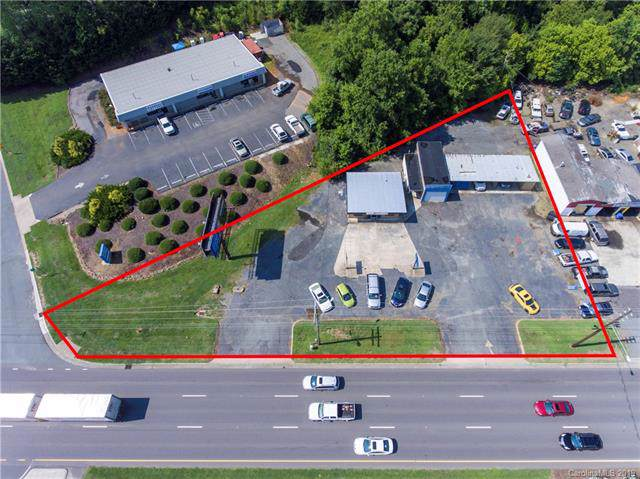1001 W Roosevelt Boulevard #2, Monroe, NC 28110 (#3542240) :: Roby Realty