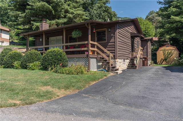 11 Crystalwood Lane, Maggie Valley, NC 28751 (#3542288) :: The Ramsey Group