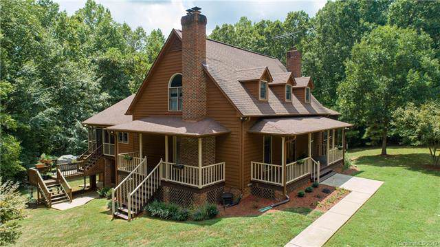 1355 Old Pinckney Road, York, SC 29745 (#3542359) :: The Ramsey Group