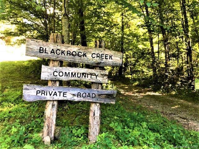 3 Black Rock Road Tr F1 Firescald, Cherokee, NC 28719 (#3542426) :: Rinehart Realty