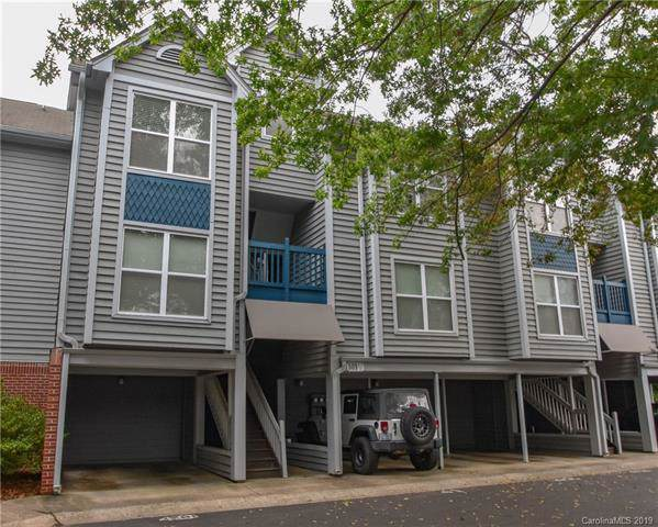 509 N Graham Street 1B, Charlotte, NC 28202 (#3542434) :: Miller Realty Group