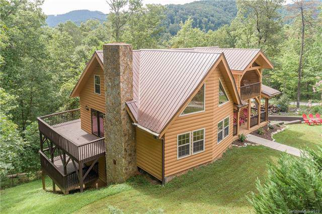 176 Crooked Creek Estates Drive, Old Fort, NC 28762 (#3542458) :: Caulder Realty and Land Co.