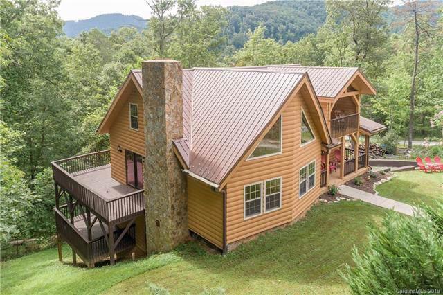 176 Crooked Creek Estates Drive, Old Fort, NC 28762 (#3542458) :: Keller Williams Professionals