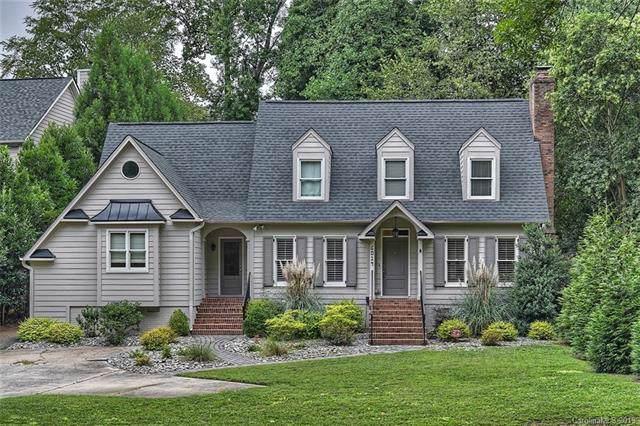 6014 Sharon Hills Road, Charlotte, NC 28210 (#3542461) :: MartinGroup Properties