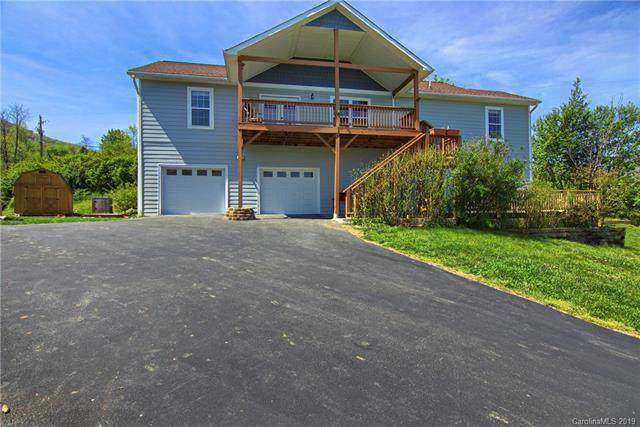 446 Orchard Drive, Waynesville, NC 28786 (#3542480) :: High Performance Real Estate Advisors