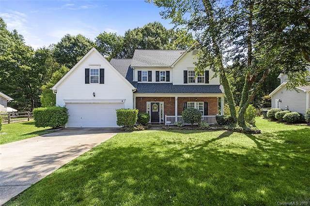 12722 Green Ashe Drive, Huntersville, NC 28078 (#3542495) :: Sellstate Select