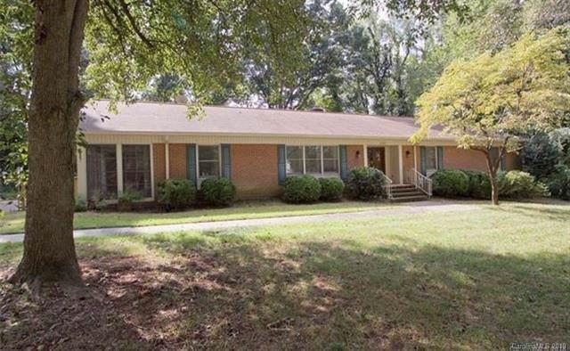 1207 Rogers Lake Road, Kannapolis, NC 28081 (#3542498) :: High Performance Real Estate Advisors