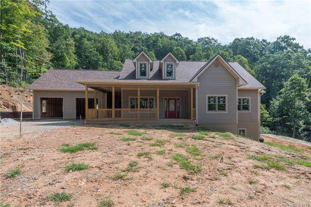134 Lake George Road, Old Fort, NC 28762 (#3542500) :: LePage Johnson Realty Group, LLC