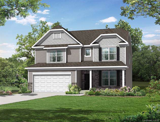 Lot 126 Falls Lake Drive SW Lot 126, Concord, NC 28025 (#3542579) :: Team Honeycutt