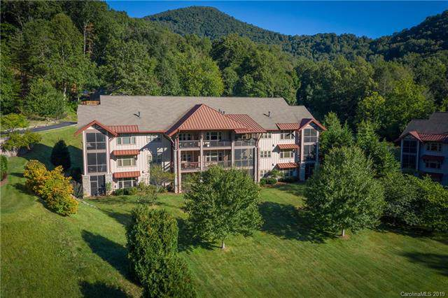 1650 Country Club Drive C201, Maggie Valley, NC 28751 (#3542616) :: Charlotte Home Experts