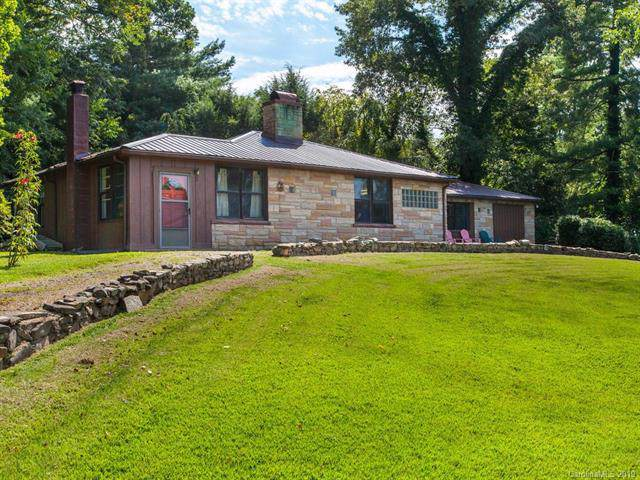399 Old Haw Creek Road, Asheville, NC 28805 (#3542622) :: Keller Williams South Park