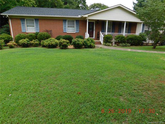 1025 Hickory Grove Lane, China Grove, NC 28023 (#3542623) :: Odell Realty