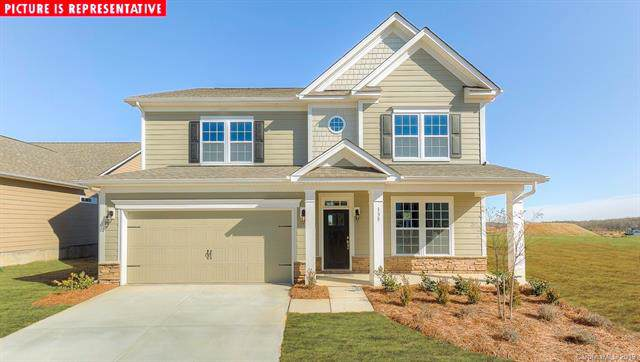131 Yellow Birch Lane, Mooresville, NC 28117 (#3542645) :: Rinehart Realty