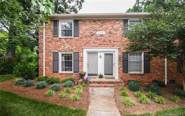 4319 Walker Road, Charlotte, NC 28211 (#3542655) :: Keller Williams South Park
