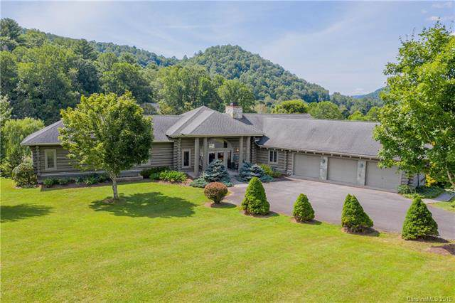 255 New Farm Road, Banner Elk, NC 28604 (#3542682) :: Rinehart Realty